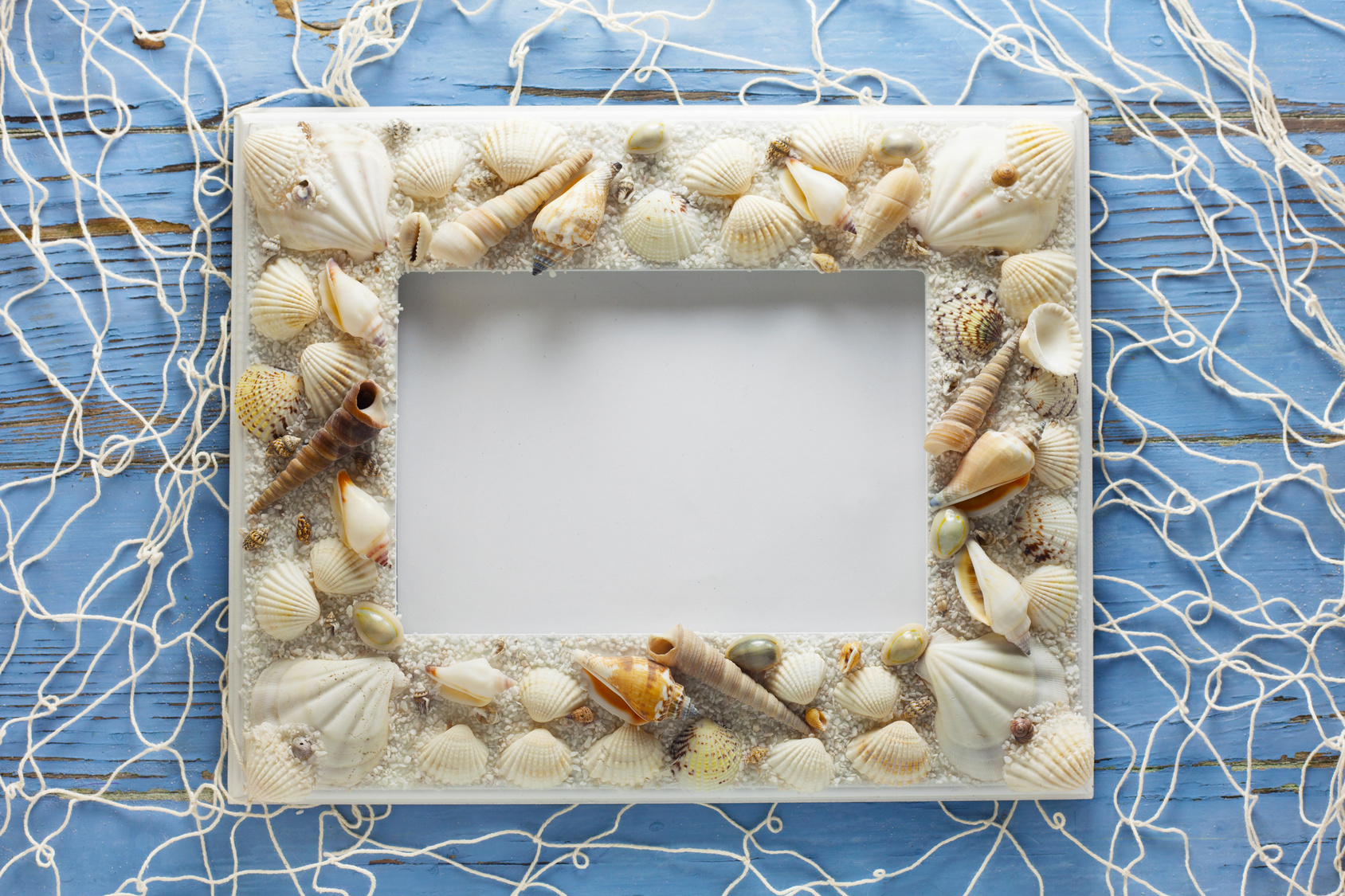 Maritime Picture Frame