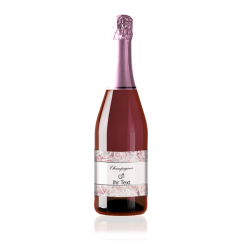 Personalisierter Champagner