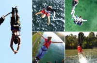 Bungee Jumping Voucher + Video & T-Shirt